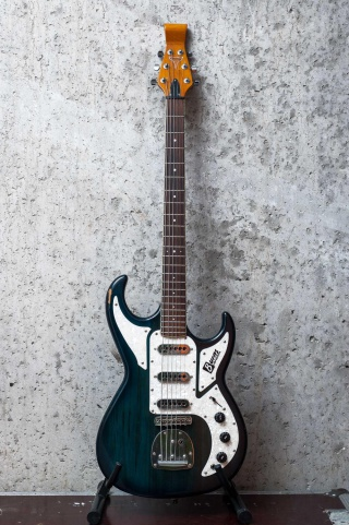 Burns Barracuda Baritone • Foto: Thomas Schulze